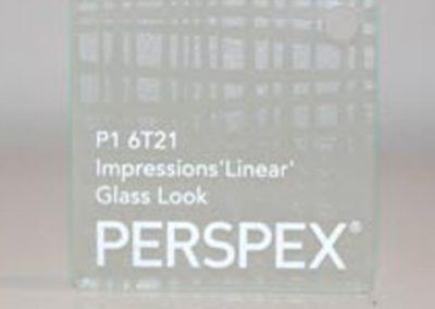 P1 6T21 Glass Look