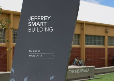 Jeffrey Smart Building